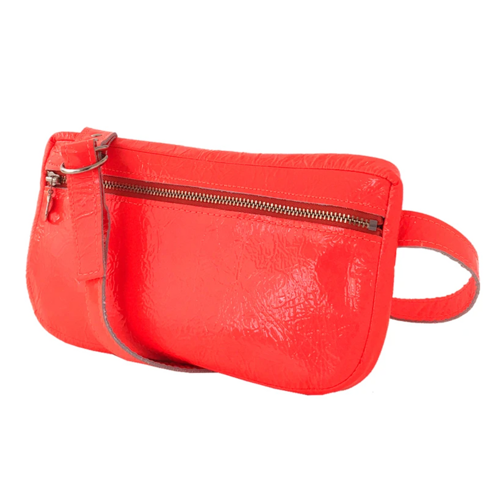 Tracey Tanner Fanny Pack Fluoro Red