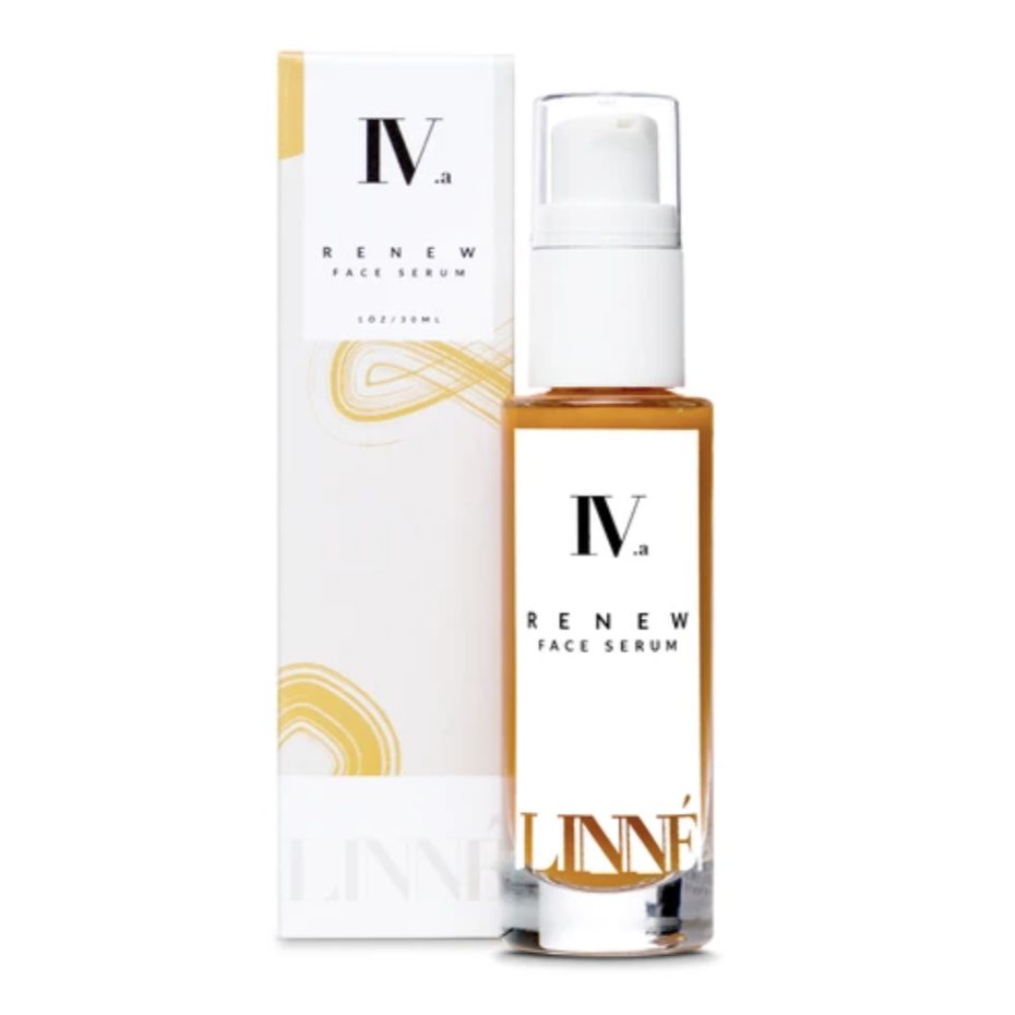 LINNE RENEW face serum