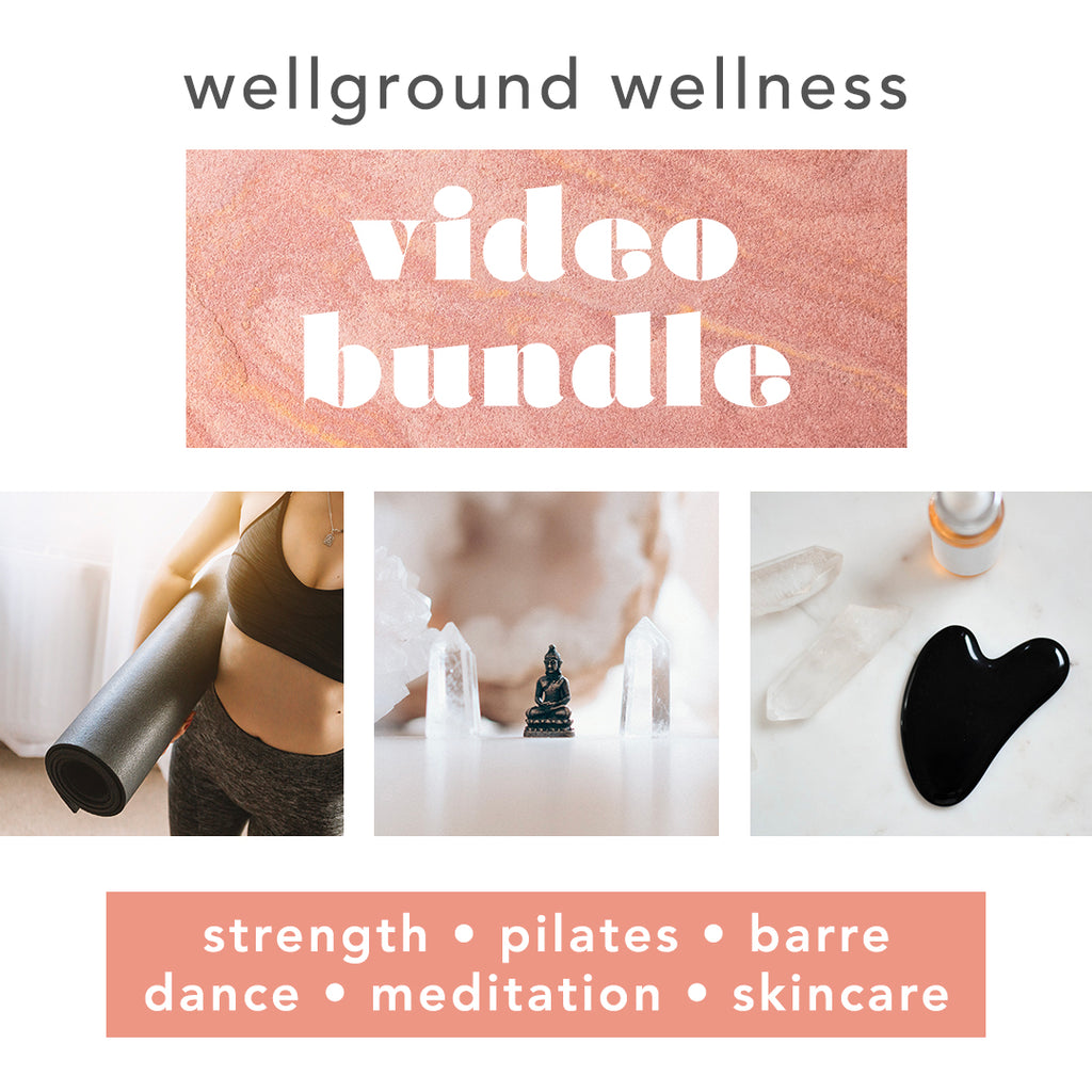 Wellground Wellness Video Bundle