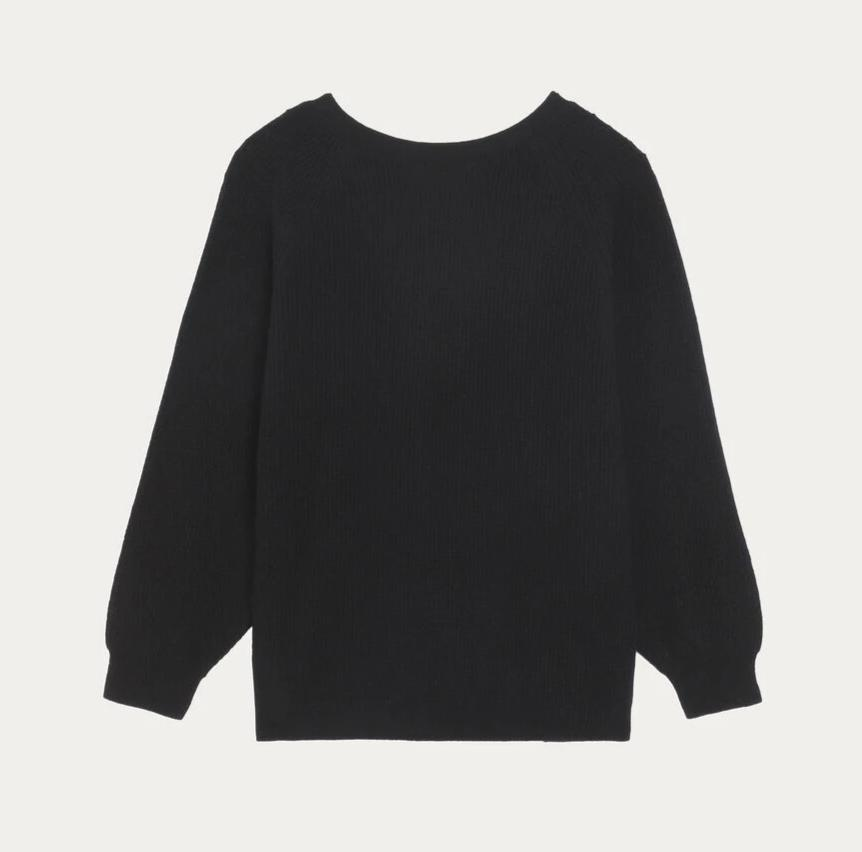 Jumper Cramy Black