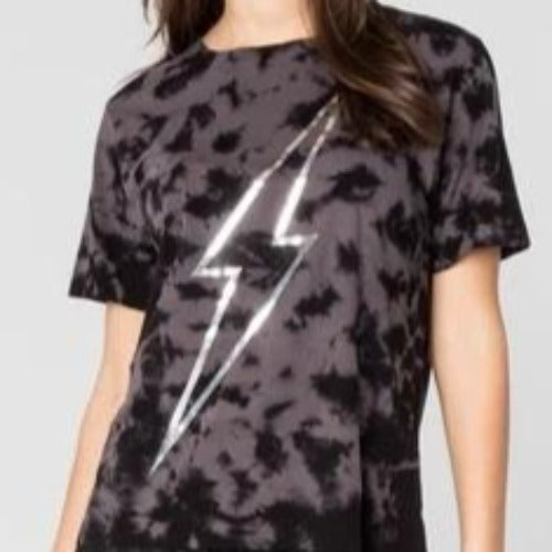Lightning Bolt Wide T-shirt