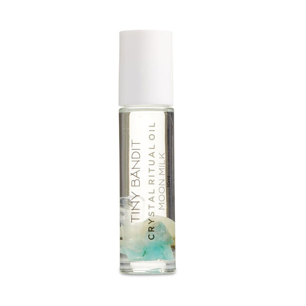 Moon Milk Crystal Ritual Oil