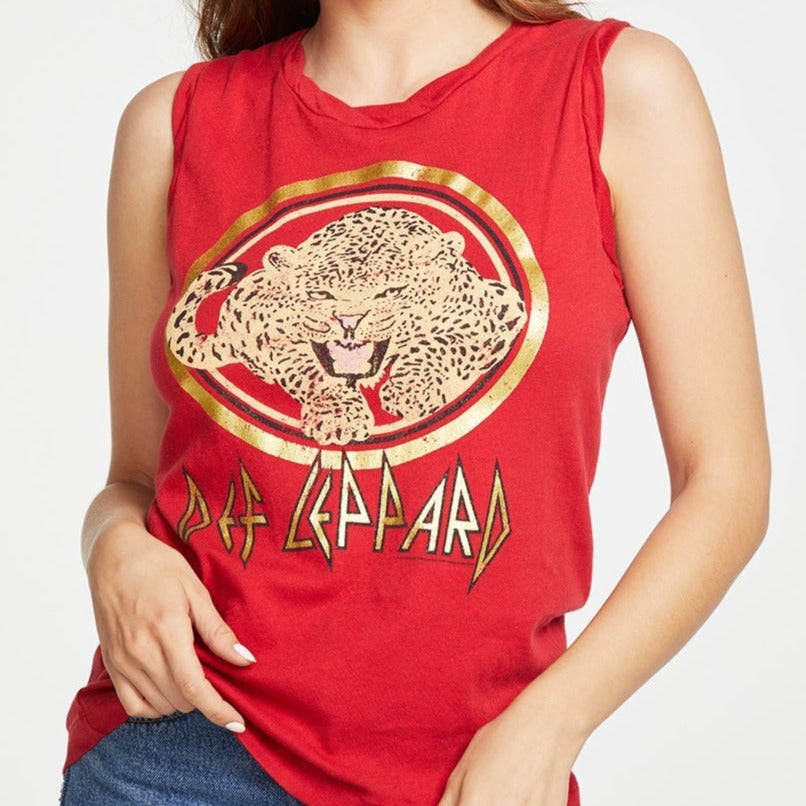 Def Leppard Animal Muscle Tank