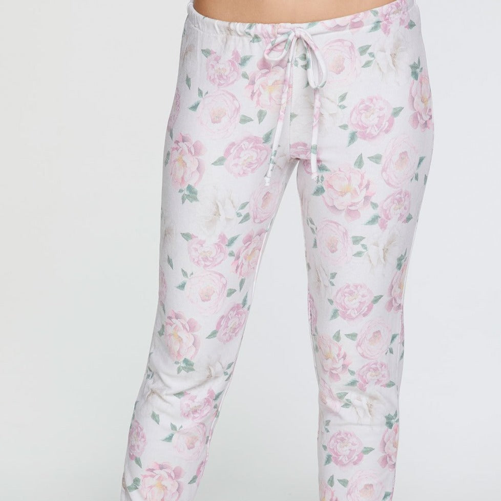 Floral Party Cozy Lounge Pant