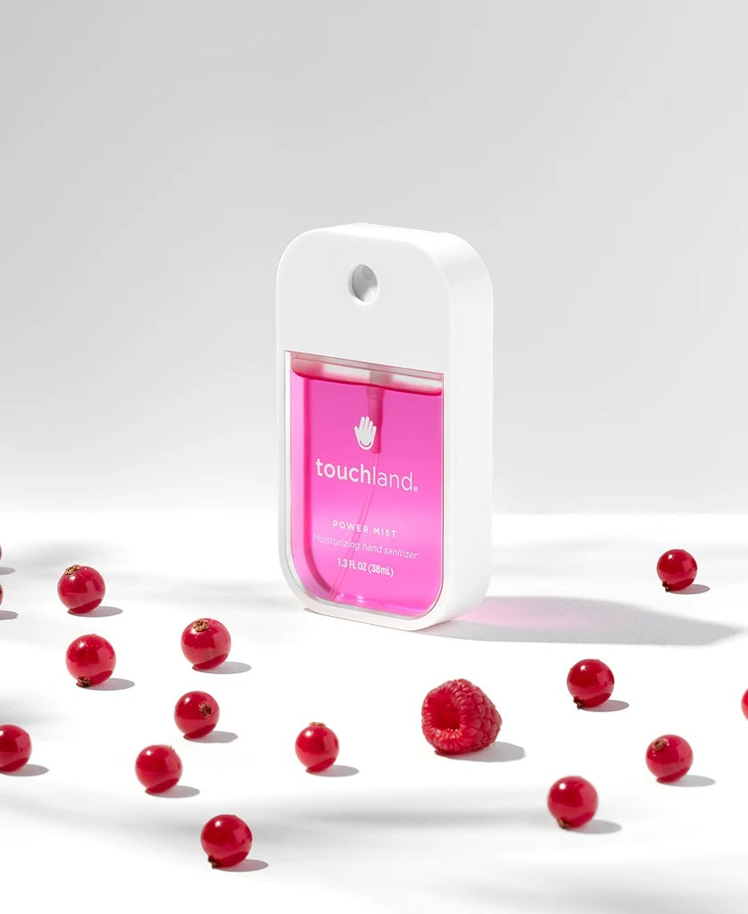 Power Mist Forest Berry