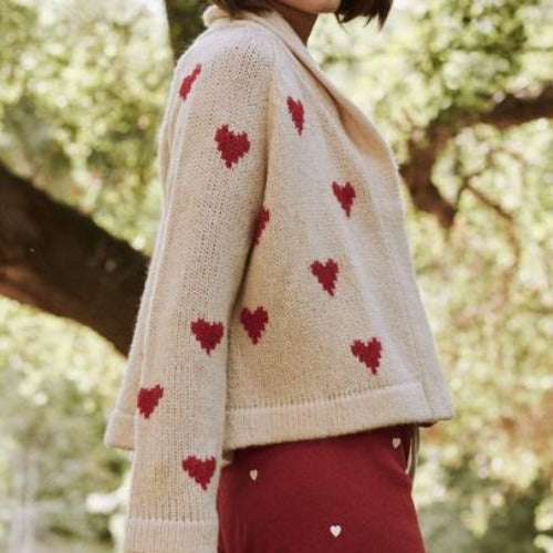 The Heart Lodge Cardigan