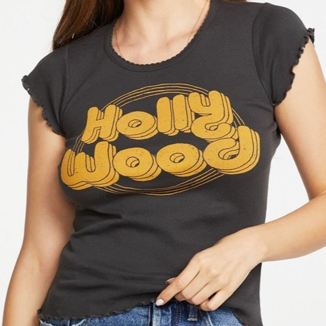 Hollywood Baby Rib tee