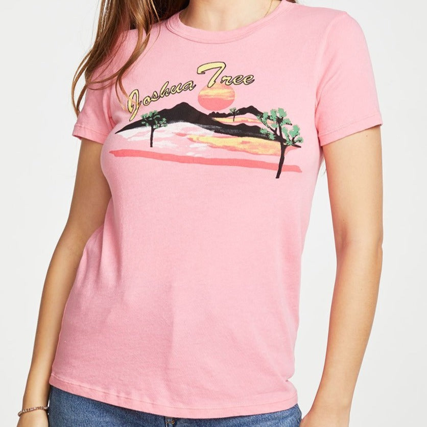 Joshua Tree Slim Tee