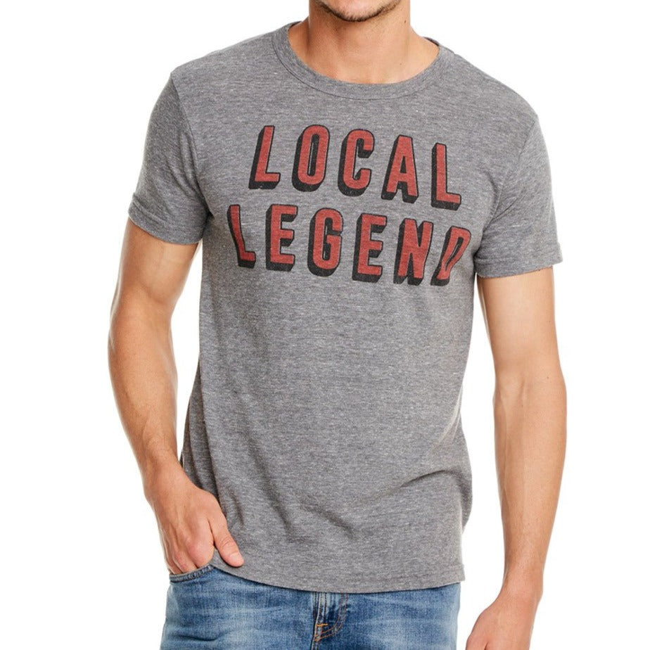 Local Legend Triblend Crew Neck Tee