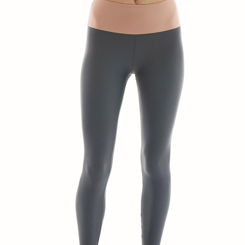Pursuit Blocked Band Legging