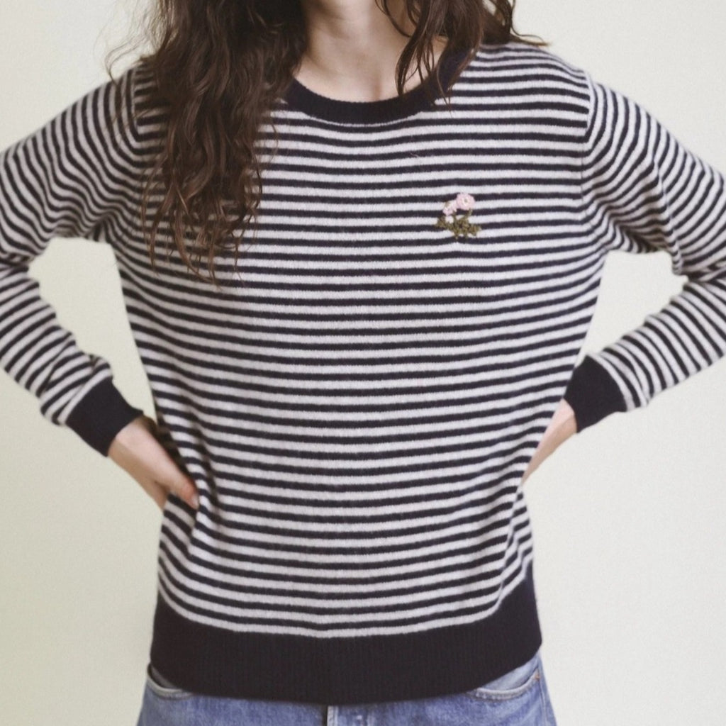 Ryann Sweater Stripe