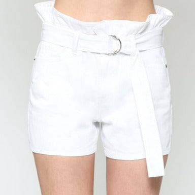 Sofie Paperbag Shorts