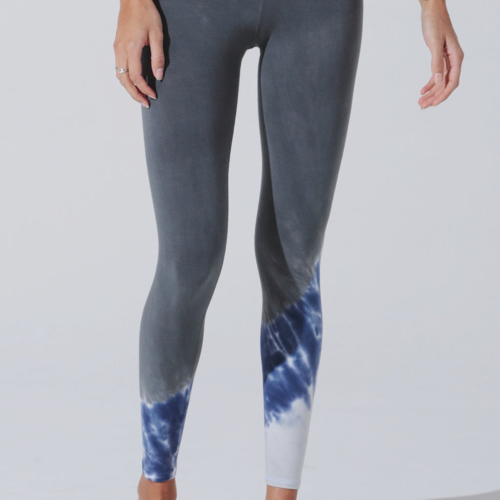 Sunset Legging Echo Wash