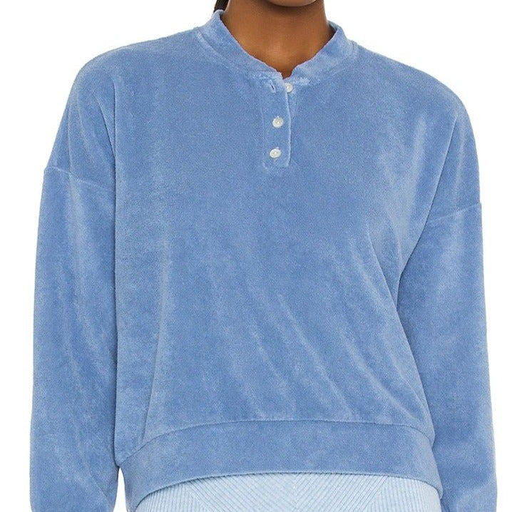 Terry Henley Sweatshirt