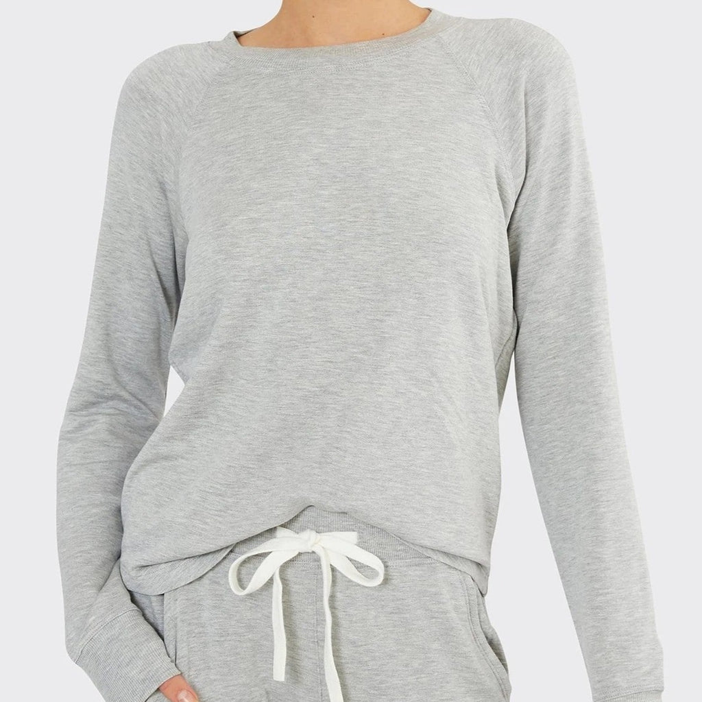 Warm Up Fleece Sweatshirt