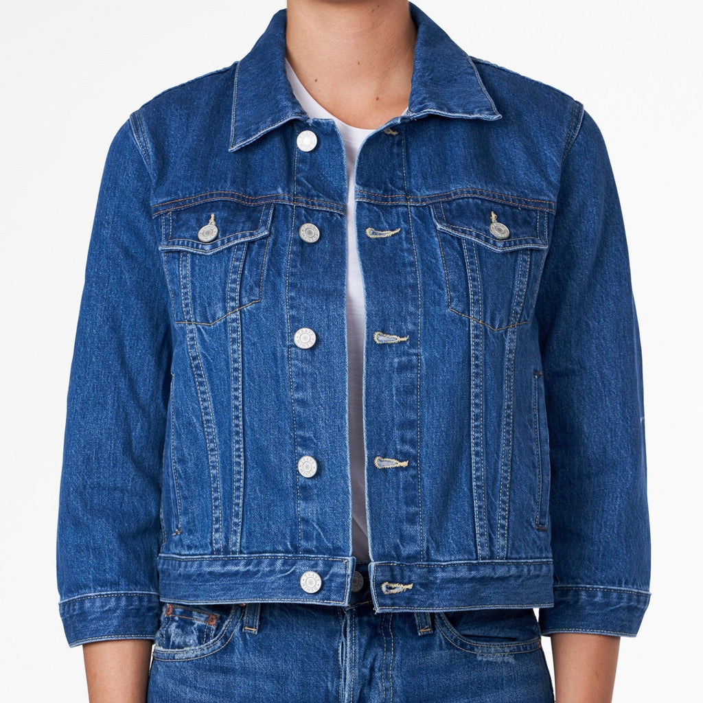 Zoey Cropped Jacket