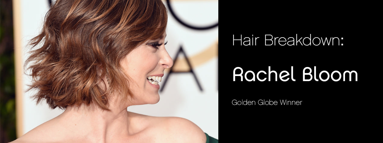 Golden Globe Rachel Bloom