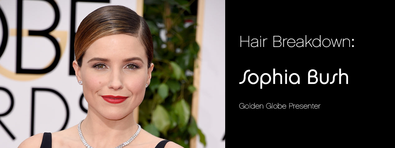 Golden Globe Presenter Sophia Bush