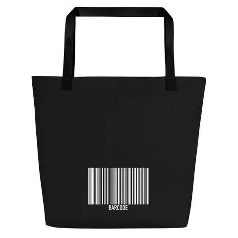 "Barcode ""The Bote"" - Big Tote"