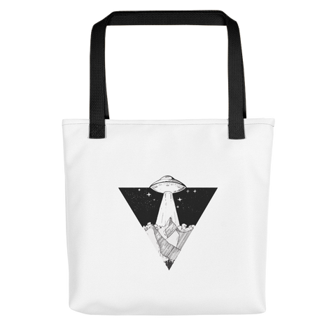 "Unidentified Flying Object ""The Tote"" - Tote Bag"