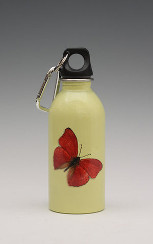 Butterfly on Yellow - 13 oz