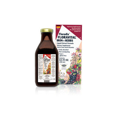 Floravital Iron Yeast Free