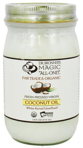 Coconut Oil (Virgin White Kernel)