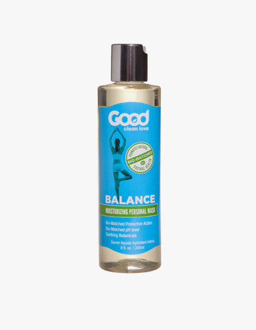 Balance Moisturizing Wash