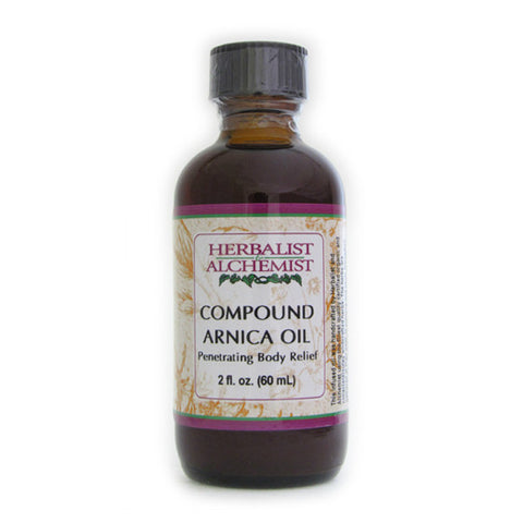 Compound Arnica Oil