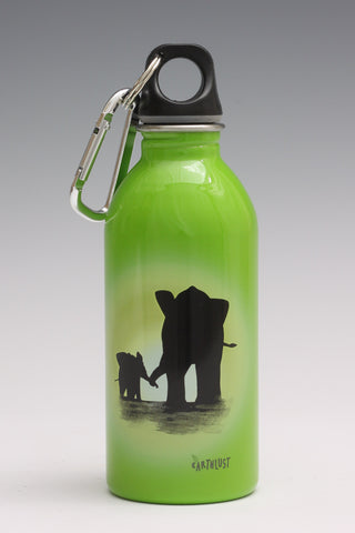 Mama Elephant on Green - 13 oz