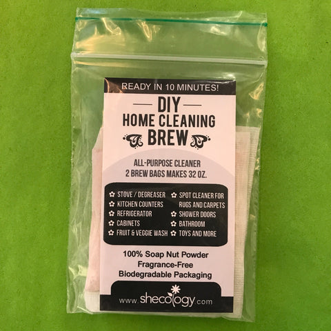 DIY Cleaning Brew / 2-Pack