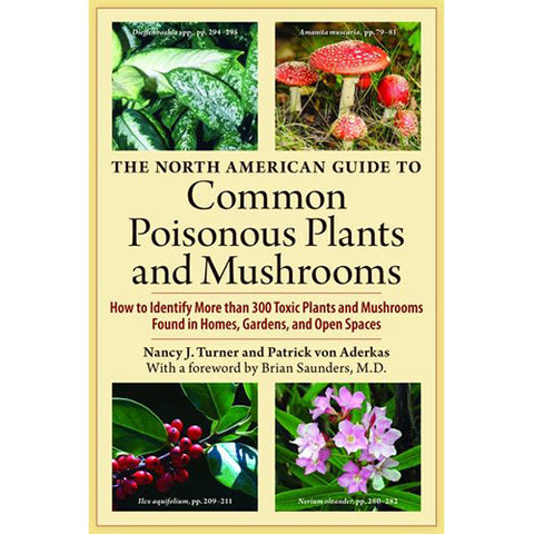 Common Poisonous Plants and Mushrooms
