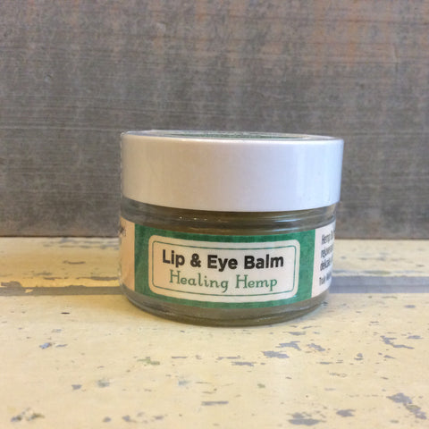 Lip Eye Balm Healing Hemp