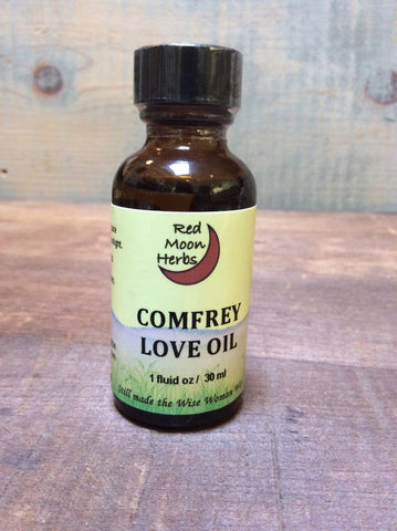 Comfrey Love Oil
