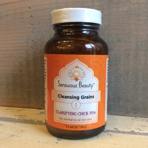 Cleansing Grains Clarifying Chick Pea