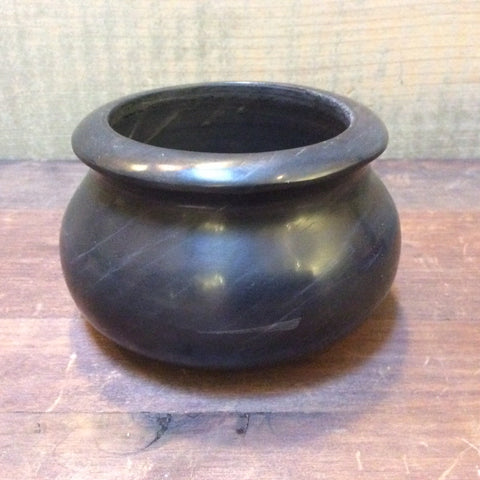 Smudge Pot Black
