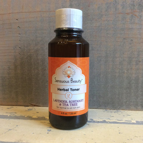 Herbal Toner Lavender Roesmary & Tea Tree