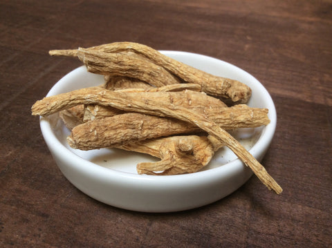 American White Ginseng Root-4 years old