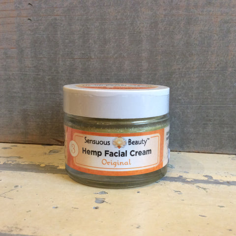 Hemp Facial Cream