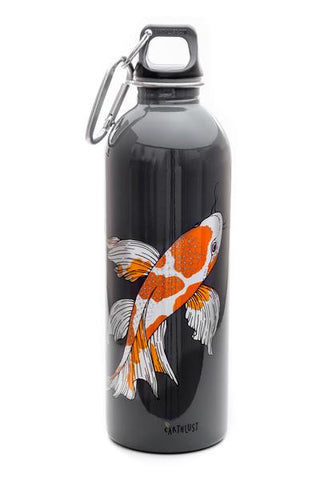 Koi on Grey - 1 liter