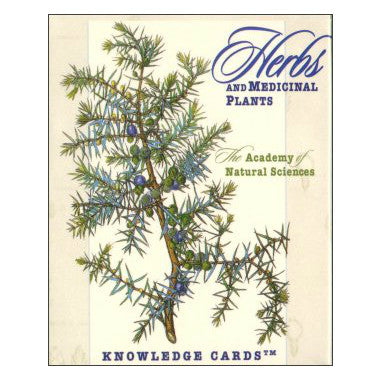 Herbs and Medicinal Plants Cards