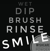 WishCare Coconut Shell Activated Charcoal Tooth  Whitening Powder - 100% Vegan - 70 Gms