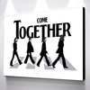 beatles come together wall art