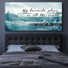 my favorite favourite place in all the world is next to you bedroom wall art