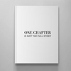 one chapter is not the full story