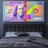 paper jam motivational dollar wall art similar to ikonick
