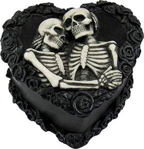 True Love Never Dies - Jewelry Box