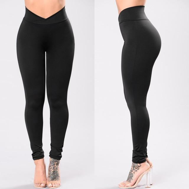 Casual Love Leggings - Wildly Untamed