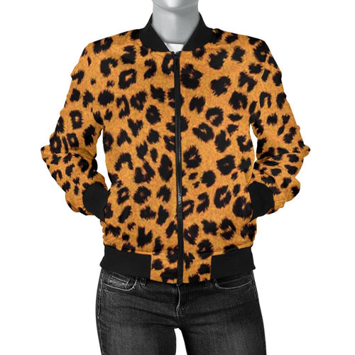 Cheetah Bomber Jacket - Wildly Untamed