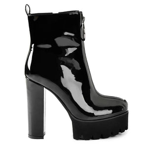 City Streets Ankle Boots - Wildly Untamed